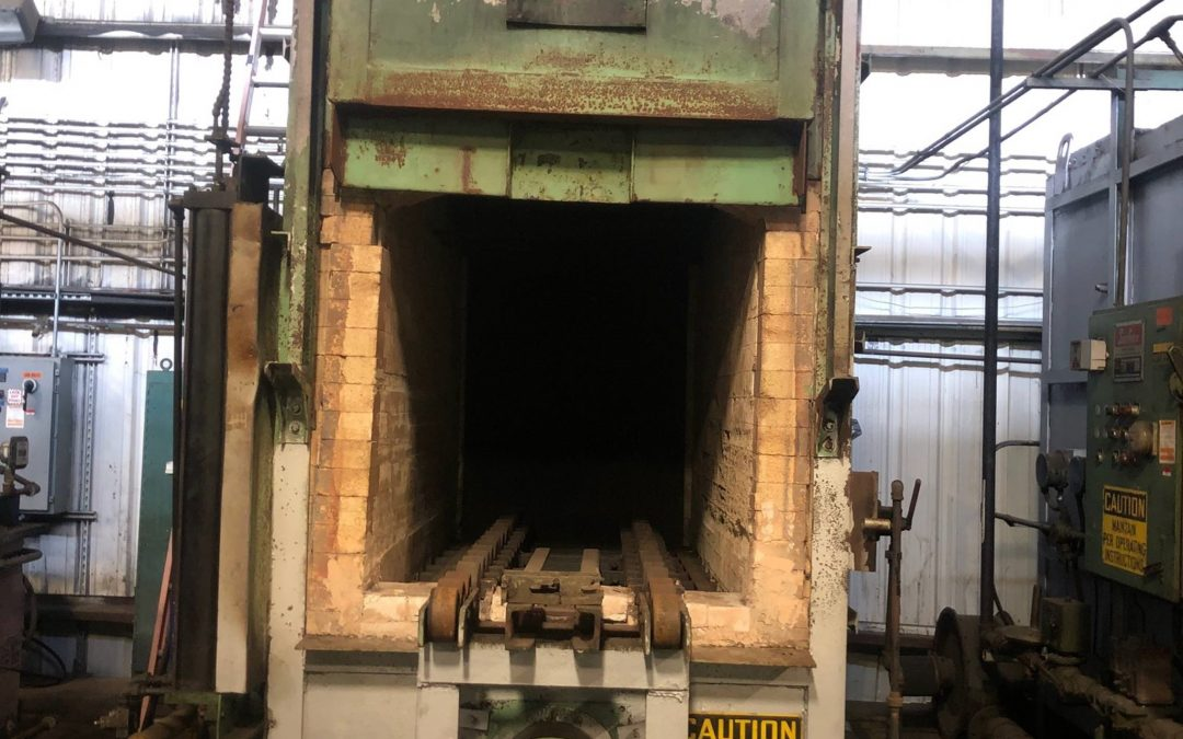 Item#T394 Surface Combustion 36 X 72 X 36 Tempers (4 Available)