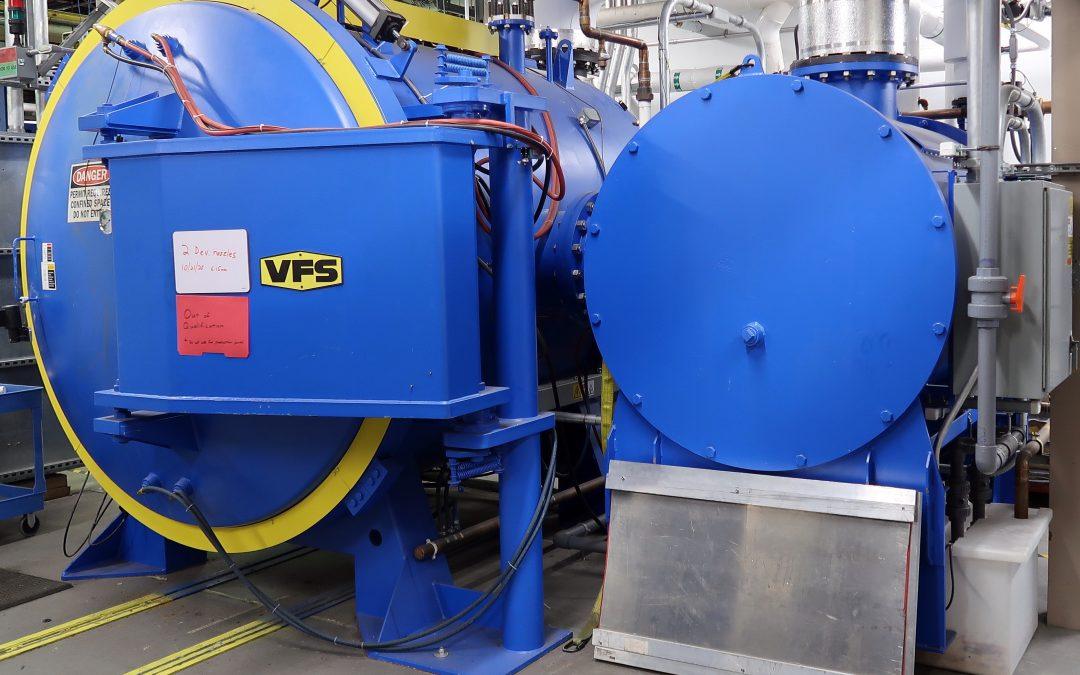 Item#VF385 Ipsen/VFS Model HEQ-6672-2 Vacuum Furnace, New in 2018