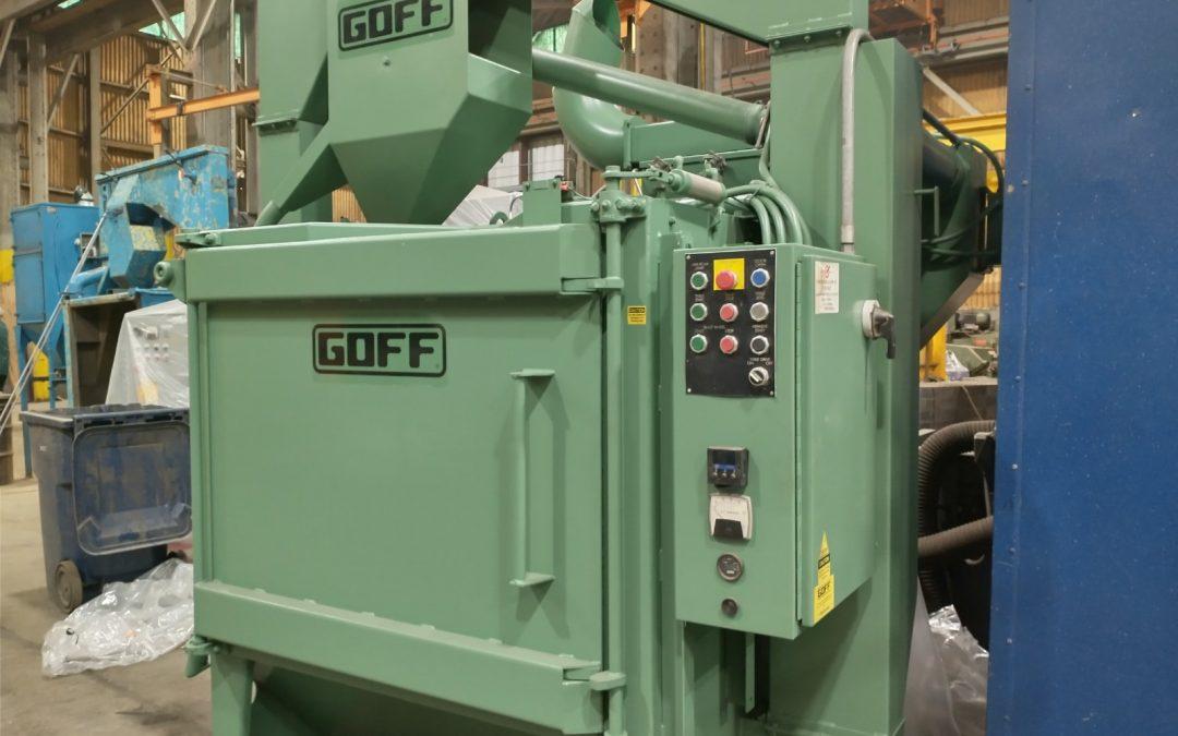 Item# M455 Goff Tableblast System