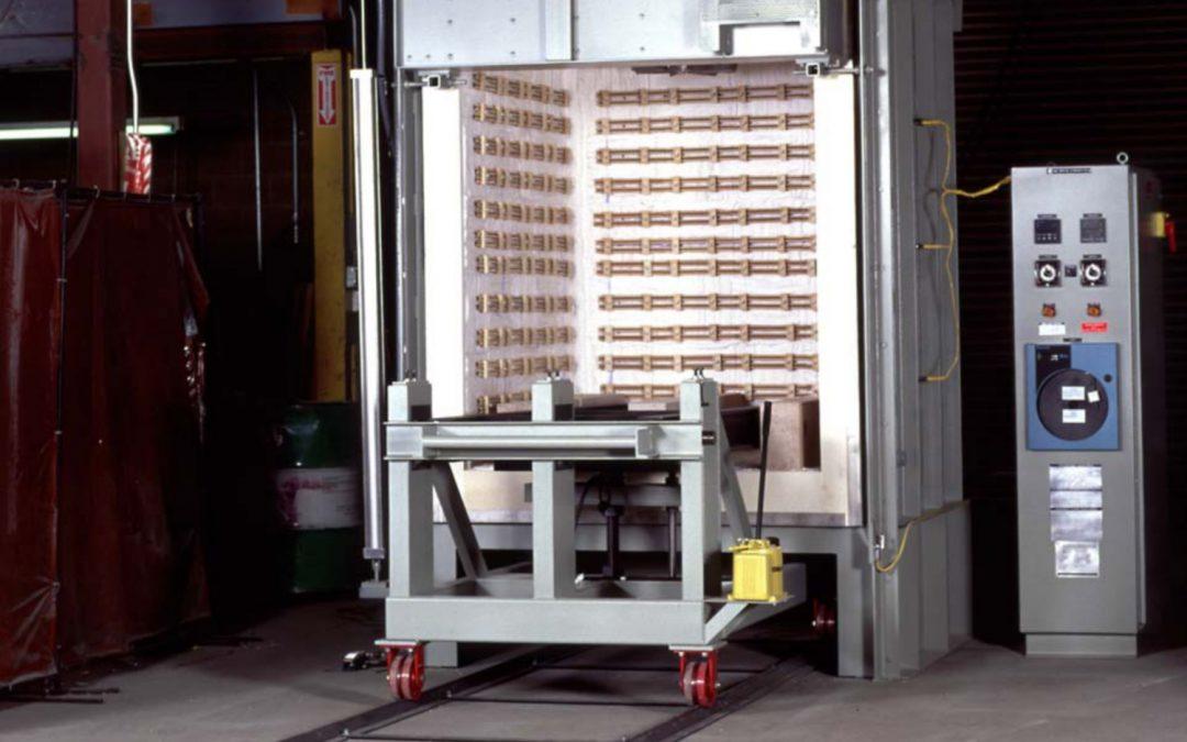 L&L Special Furnace Co., Ships Box Furnace to New Pratt & Whitney Facility