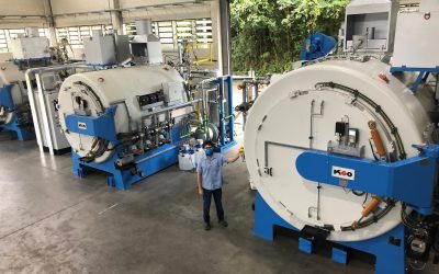 Nitrion Do Brazil Makes Major Investment in Vacuum Nitriding Capacity