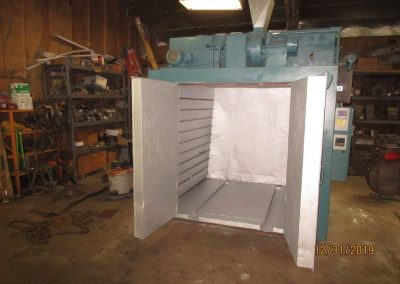 Item# T396 Recirculating Walk In Oven