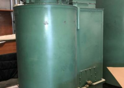 "Item# B480 Lindberg Pit Gas Nitriding Furnace 18"" X 48"""