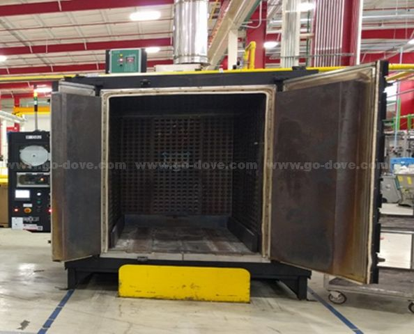 Item# T399 Walk In Temper Ovens (4 Available)
