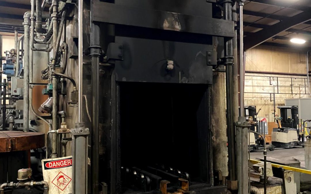 "Item# IQ476 Surface Combustion ""Super 30"" Allcase Furnace"