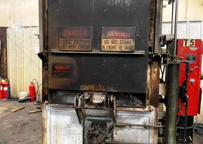 Item# T397 Surface Combustion Temper Furnace