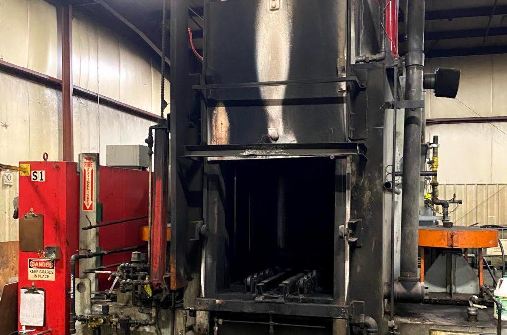 "Item# IQ477 Surface Combustion ""Super 30 Allcase"" Furnace"