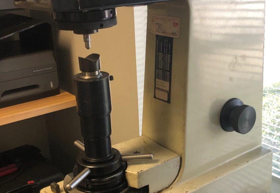 Item# L37 Wilson/Rockwell B503T Hardness Tester 500 Series