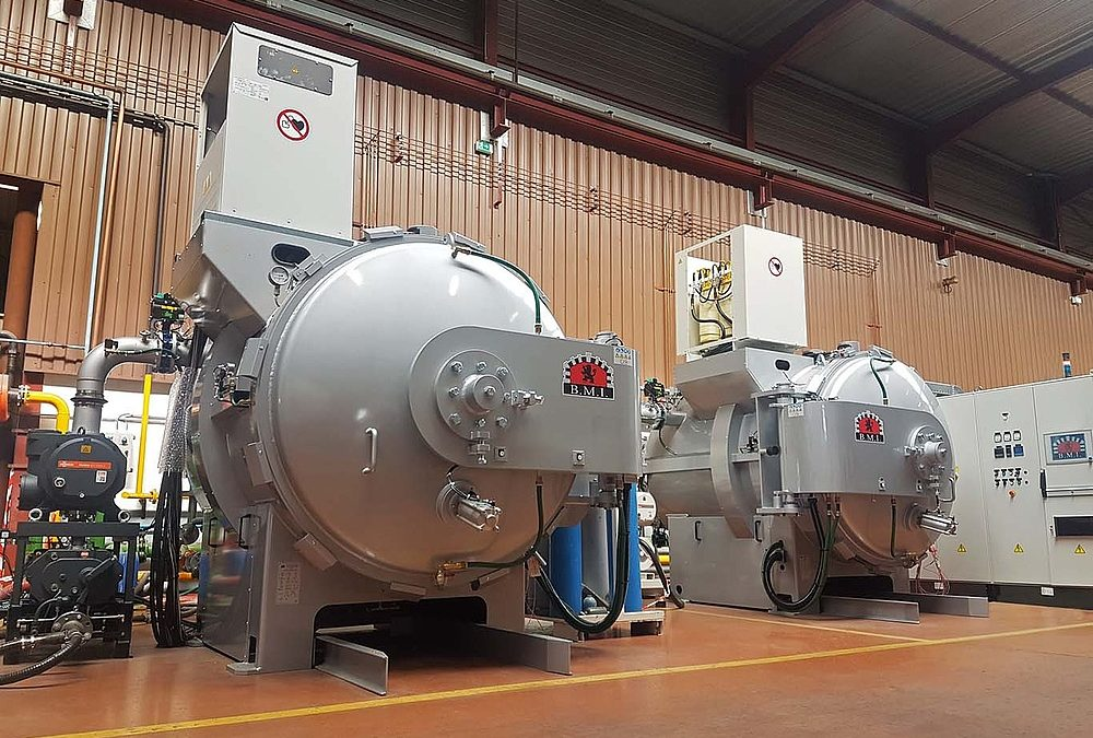 BMI France Receives Orders For Two Tempering Furnaces