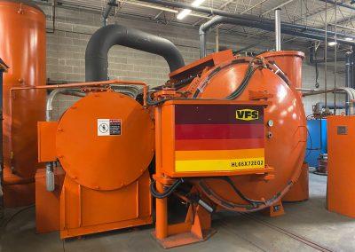 Item#VF391 VFS Model HL 66 X 72 EQ2 Vacuum Furnace