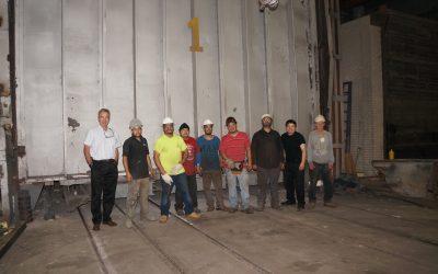Milwaukee, Wisconsin, USA Company Adds Batch IQ Heat Treating Capacity