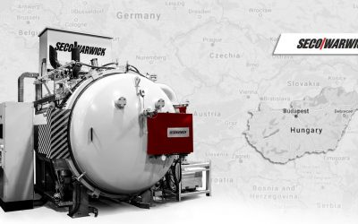 Hungary to Receive Largest High Pressure Vacuum Furnace in The Country