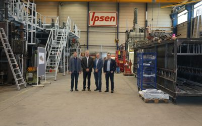 Is Furnace Builder Ipsen USA Having a Record Breaking Year?