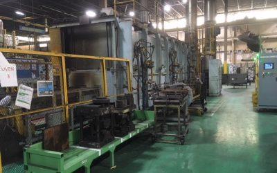 New Mathers Metal, Kentucky, USA Upgrading Heat Treat Department Giving Away Old Furnaces