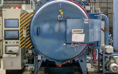 Wallwork Heat Treatment, UK Invests in Vacuum Carburizing Furnace