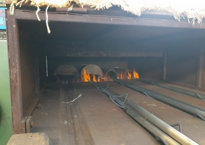 Item# C382 Continuous Annealing Furnace (Located In Italy)
