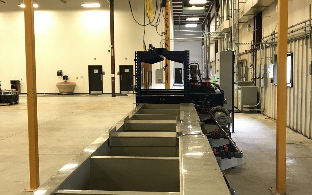 Item# C378 Automated Electric Salt Bath/Rinse Bath System
