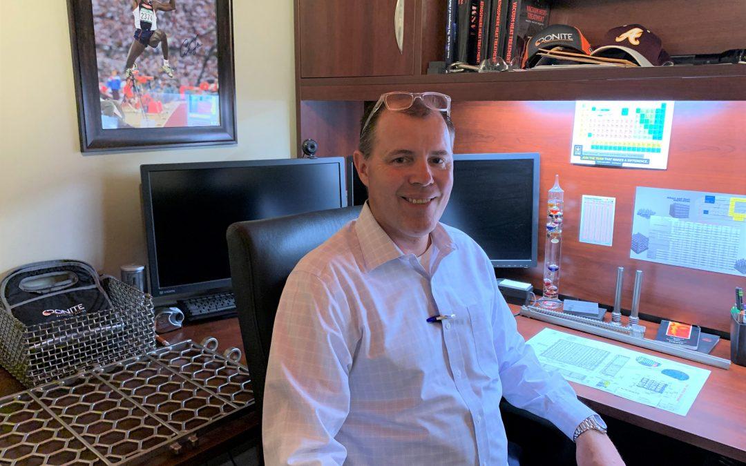 Jim Demarest, VP Sales & Marketing, North American Cronite