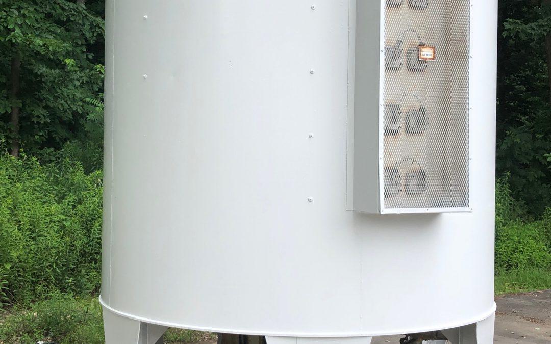 "Item# T404 Lindberg Pit Temper Furnace 110"" Diameter X 157"" Deep"