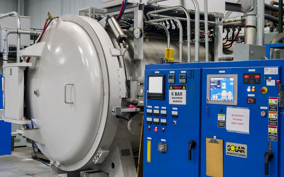50 Largest Commercial Heat Treaters in North American-Sun Steel Treating