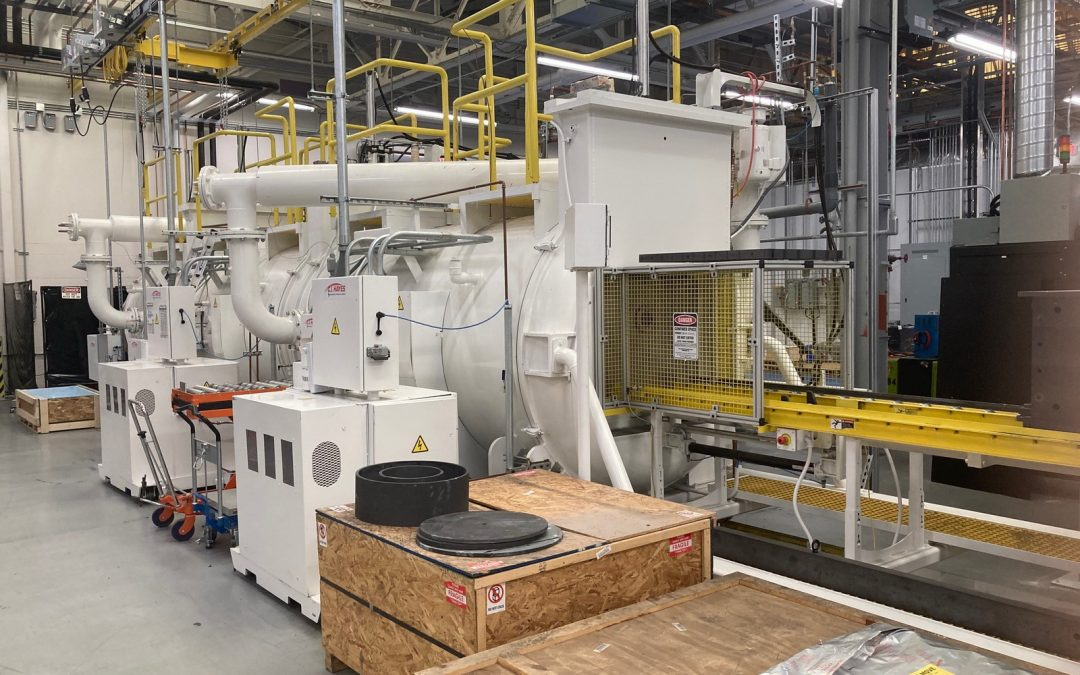 GE Aviation to Auction Off CI Hayes Continuous Vacuum Furnace