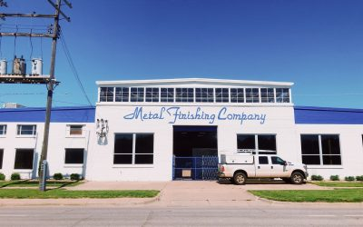 Metal Finishing Company, Wichita, Kansas Amongst the 50 Largest Commercial Heat Treaters in North America