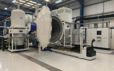 """""""The Monty Heat Treat News"""" To Visit Largest Horizontal Vacuum Furnace in the UK"""